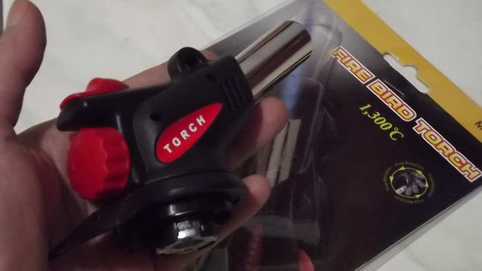 Горелка FIRE BIRD TORCH М-586С.
