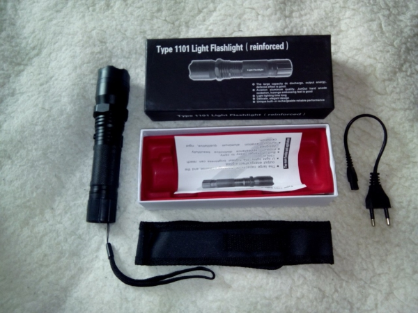 Шокер TYPE 1101 LIGHT FLASHLIGHT